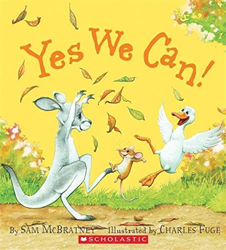 9780545111638: Yes We Can! [Taschenbuch] by Sam McBratney