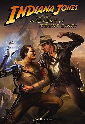 9780545112062: Indiana Jones and the Mystery of Mount Sinai