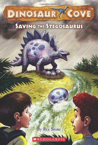 9780545112444: Saving the Stegosaurus (Dinosaur Cove)