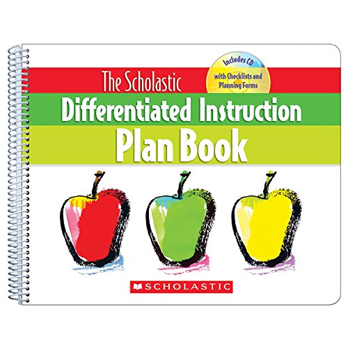 9780545112635: The Scholastic Differentiated Instruction Plan Book