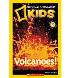 9780545112765: Volcanoes! National Geographic Kids
