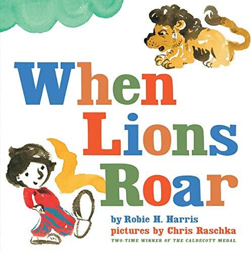 9780545112833: When Lions Roar