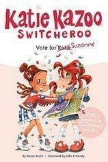9780545113748: Vote for Suzanne Katie Kazoo Switcheroo