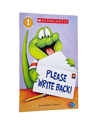9780545115063: Scholastic Reader Level 1: Please Write Back!