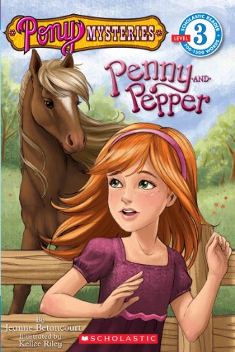 9780545115087: Pony Mysteries: Penny and Pepper (Scholastic Readers)