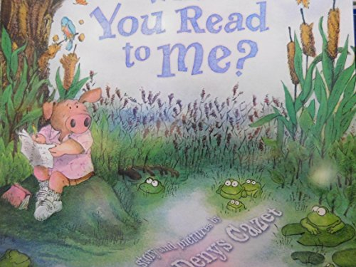 9780545115223: will you read to me?