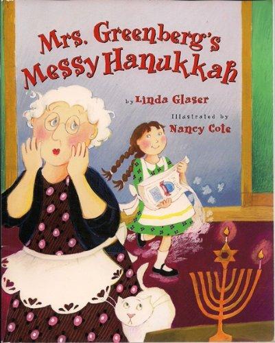 9780545115605: Mrs. Greenberg's Messy Hanukkah