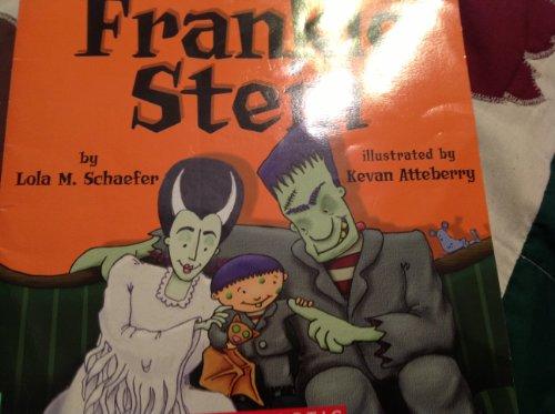 9780545115872: Frankie Stein