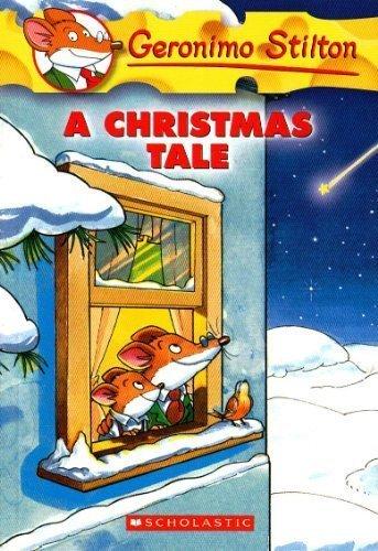 9780545116107: A Christmas Tale (Geronimo Stilton)
