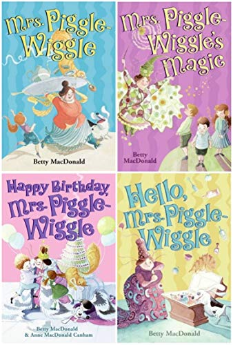 9780545116190: Happy Birthday Mrs Piggle Wiggle
