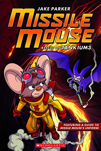 9780545117173: Missile Mouse, No. 2: Rescue on Tankium3