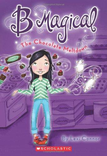 9780545117401: B Magical #5: The Chocolate Meltdown