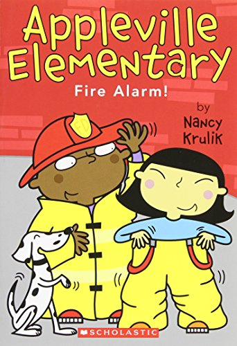 9780545117746: Appleville Elementary #2: Fire Alarm!
