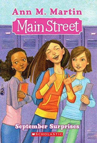 9780545117784: September Surprises (Main Street #6)