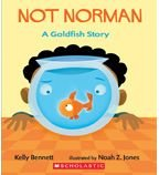 9780545117883: Not Norman A Goldfish Story
