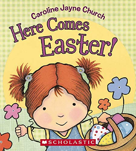 9780545118163: Here Comes Easter!
