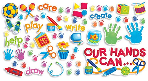 9780545118439: Our Hands Can Bulletin Board