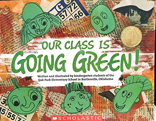 9780545119665: Our Class Is Going Green