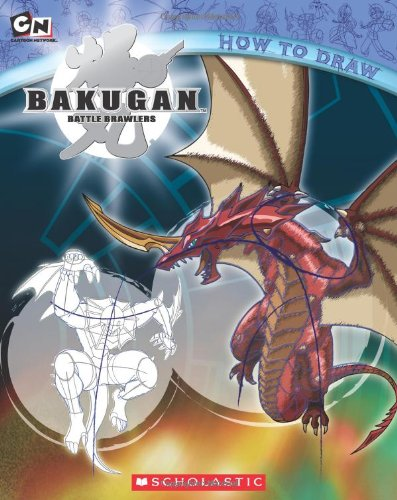 9780545120999: How to Draw (Bakugan Battle Brawlers)