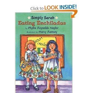 9780545122412: Eating Enchiladas (Simply Sarah) [Taschenbuch] by Phyllis Reynolds Naylor