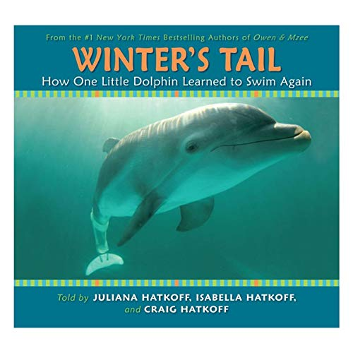 9780545123358: Winter's Tail: How One Little Dolphin Learned to Swim Again
