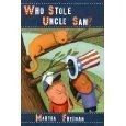 9780545123389: Who Stole Uncle Sam? (Chickadee Court Mystery, Volume 3)