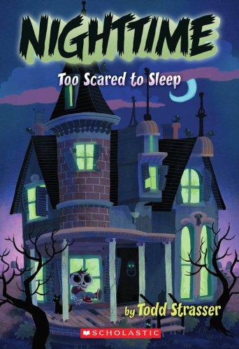 9780545124775: Nighttime: Too Scared to Sleep