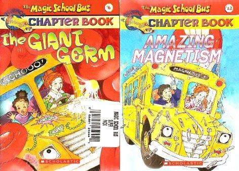 9780545125949: The Magic School Bus Chapter Books, Books 1-12