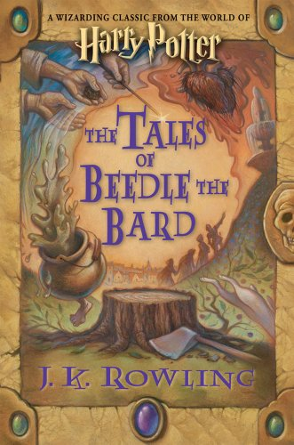 The Tales of Beedle The Bard : HARRY POTTER //FIRST EDITION//