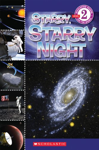 9780545129053: Scholastic Reader Level 2: Starry, Starry Night