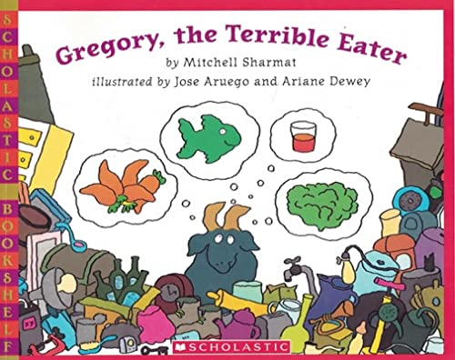 9780545129312: Gregory, the Terrible Eater