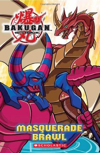 9780545131216: Bakugan: Masquerade Brawl (Battle-Brawling Action)