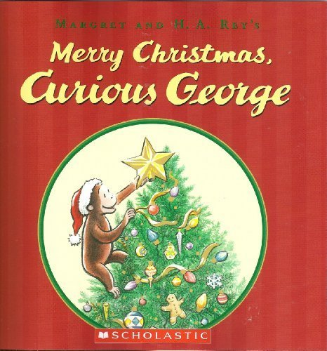 9780545131506: Merry Christmas, Curious George