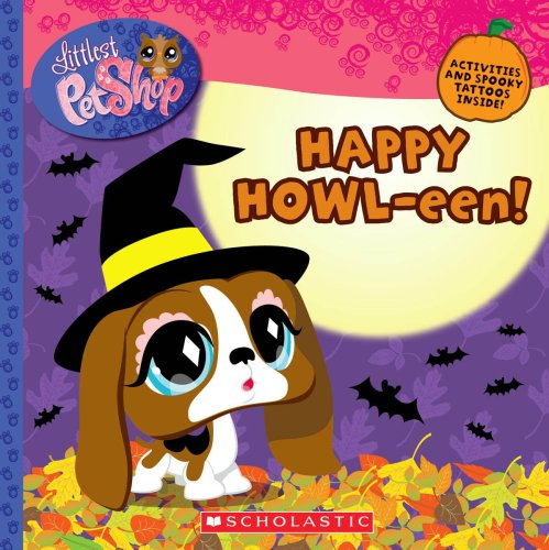 9780545131629: Littlest Pet Shop: Happy Howl-een
