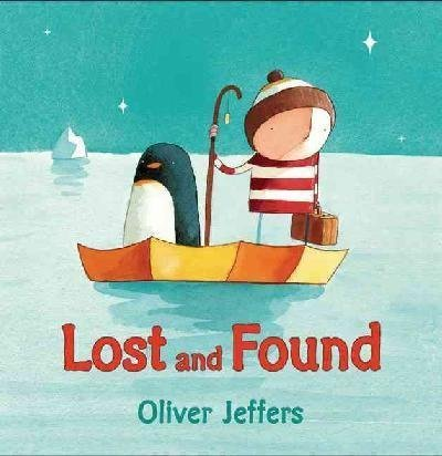 9780545132787: Lost And Found [Taschenbuch] by Jeffers, Oliver