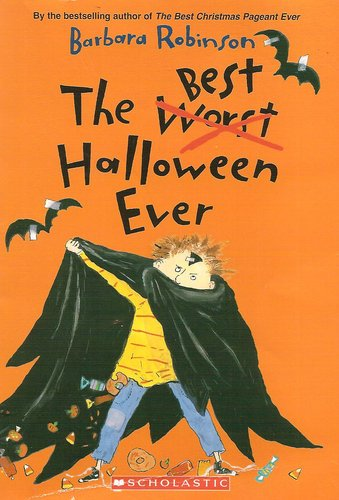 9780545133821: The Best Halloween Ever [Taschenbuch] by Barbara Robinson