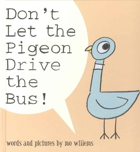 9780545134538: Don't LET the Pigeon Drive the Bus! (Hardcover Book & Audio Cd Set)
