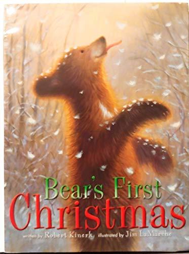 9780545135337: Bear's First Christmas