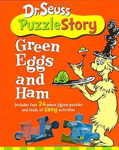 9780545137652: Dr. Seuss Puzzlestory: Green Eggs and Ham (Dr. Seuss Novelty Se)