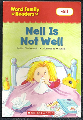 Nell Is Not Well: Liza Charlesworth