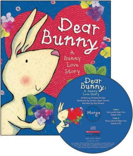 9780545138581: Dear Bunny (Scholastic Read Along, Listen and Imagine)