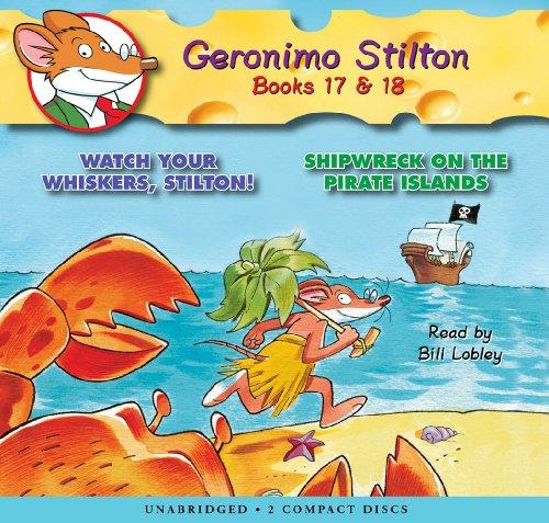 Geronimo Stilton #17 & 18 - Audio Library Edition (9780545138635) by Geronimo Stilton