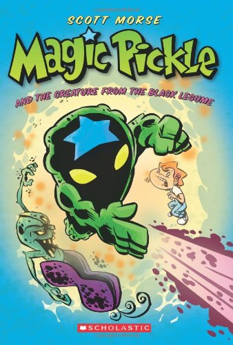 9780545138864: Magic Pickle and the Creature from the Black Legume