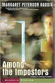 9780545139090: Among the Impostors (The Second Book in the Shadow Children Sequence)