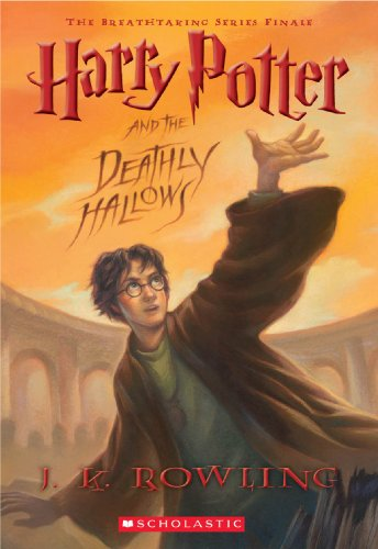 9780545139700: Harry Potter and the Deathly Hallows (Book 7)