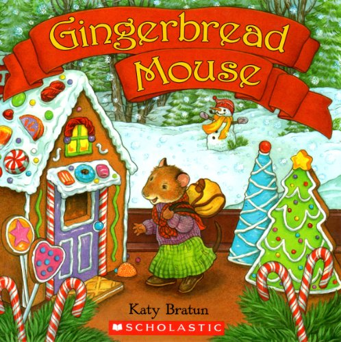 9780545140300: Gingerbread Mouse