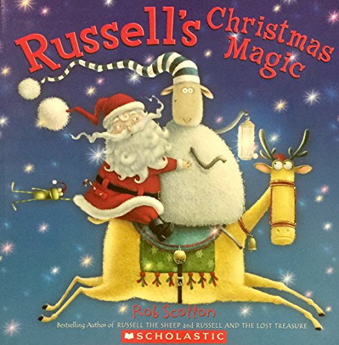 9780545140836: Russell's Christmas Magic