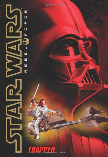 9780545140850: Trapped (Star wars Rebel Force)