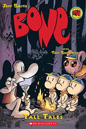 9780545140966: Tall Tales (Bone)