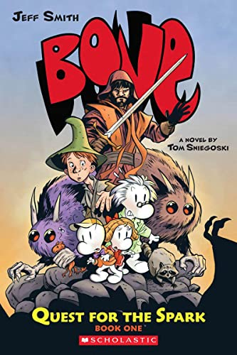Quest For The Spark #1 (Bone)